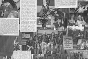 Leprosy photo/article collage