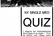 Quiz (Newz NR 1 - 1986) article