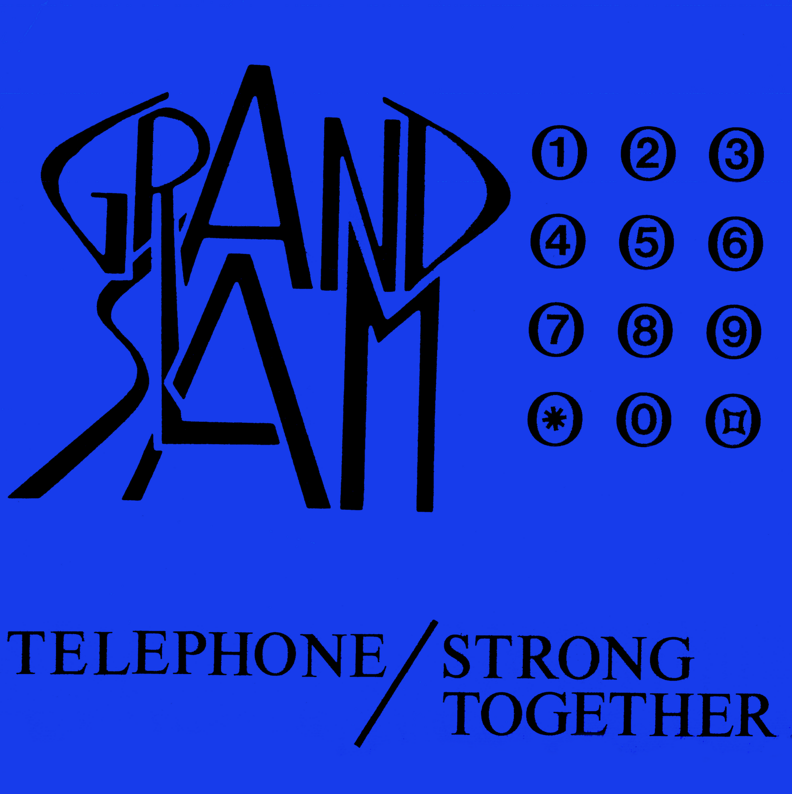 Telephone / Strong Together Front