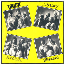 Union, Bronx, Accryl, Blizzard