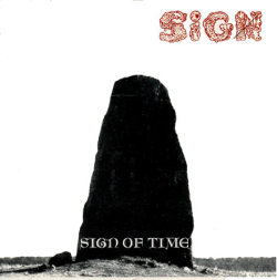 Sign of Time Front