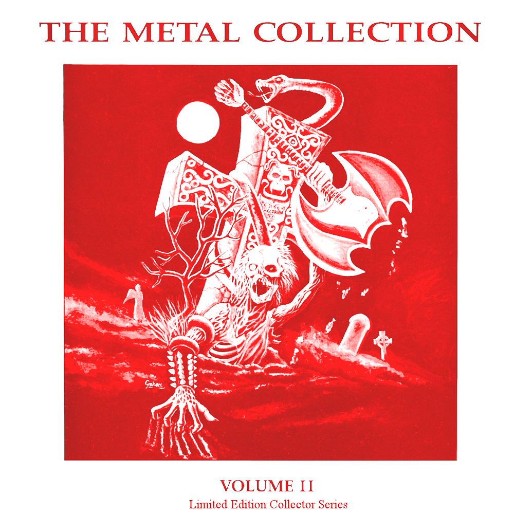 The Metal Collection Volume II Front