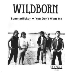 Sommarflickor / You Don't Want Me Front