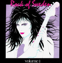 Rock of Sweden Volume 1 Front