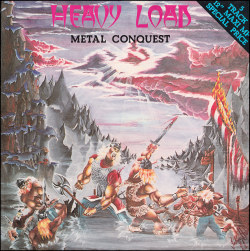 Metal Conquest Front