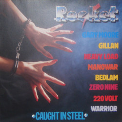 Rocket: Caught in Steel Front