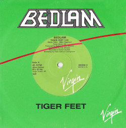 Tiger Feet / If You Want It Go And Get It Front