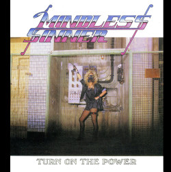 Turn On The Power [CD Reissue] Front