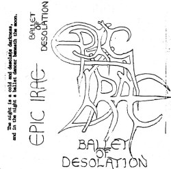 Ballet of Desolation Front