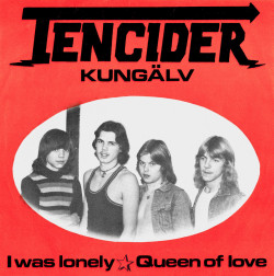 I Was Lonely / Queen of Love Front