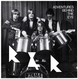 Adventures Behind the Eye / The Way of Evil Front