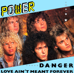 Danger / Love Ain't Meant Forever Front