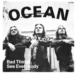 Bad Things / See Everybody [1st Press] Front