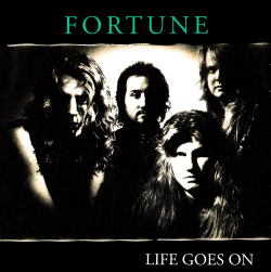 Life Goes On / Eyes of Ice Front