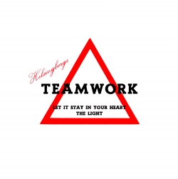 Helsingborgs Teamwork - Let It Stay In Your Heart / The Light Front