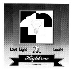 Love Light / Lucille Front
