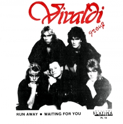 Run Away / Waiting For You Front