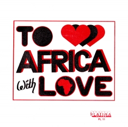 To Africa with Love Front
