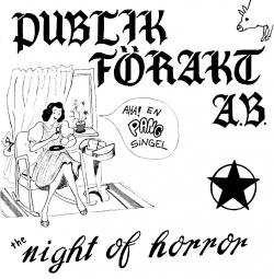 The Night of Horror / Young Rebel Front