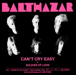 Can't Cry Easy / Soldier of Love
