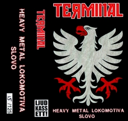 Heavy Metal Lokomotiva / Slovo [MC / 1st Edition] Front