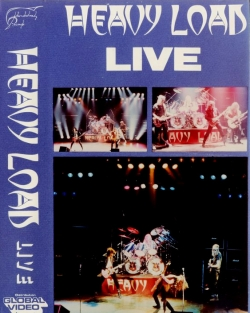 Live VHS Front