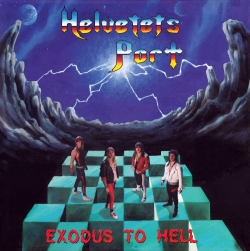 Exodus To Hell [LP] Front