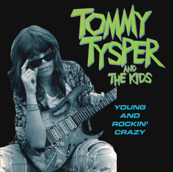 Young and Rockin' Crazy [LP - Planet Records] Front