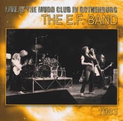 Live at the Mudd Club in Gothenburg 1983