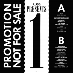WEA Presents 1 [Promo] Front