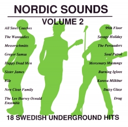 Nordic Sounds Volume 2 Front