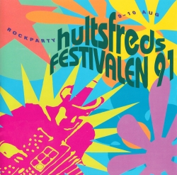 Hultsfredsfestivalen 91 Front