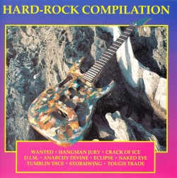 Wanted / Hard-Rock Compilation Front