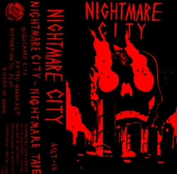 Nightmare Tape Front
