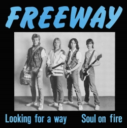 Looking For A Way / Soul On Fire Front