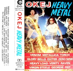 OKEJ Heavy Metal [MC]