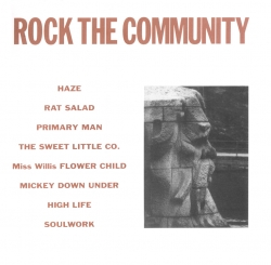 Rock The Community Front