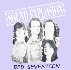 Bad Seventeen / Save Your Fire  Front