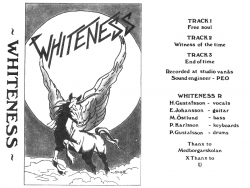 Whiteness Front